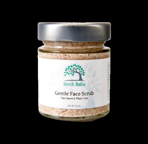 Birch Babe Gentle Face Scrub