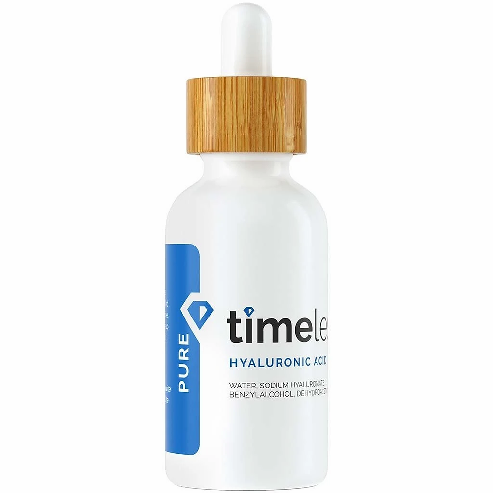 Timeless Skincare Pure Hyaluronic Acid Serum