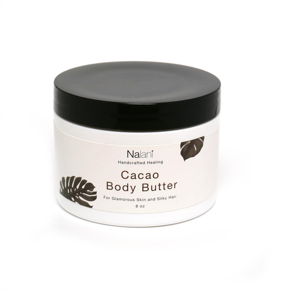 Nalani Botanics Cacao Body Butter