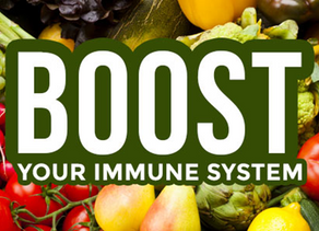 5 Non-Scary Ways To BOO-st Your Immune System