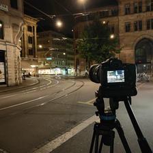 Nachtfototour Schwerpunkt Langzeitbelichtung