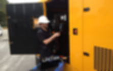 JCB Generator Install Installed Installer Dealer Supplier
