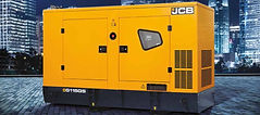 JCB Power Products Fix Mechanic Standby Emergency Power Diesel Wales Used Sets Canopy