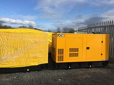 JCB Generator in Stock kVA 115 65 45 90 Diesel