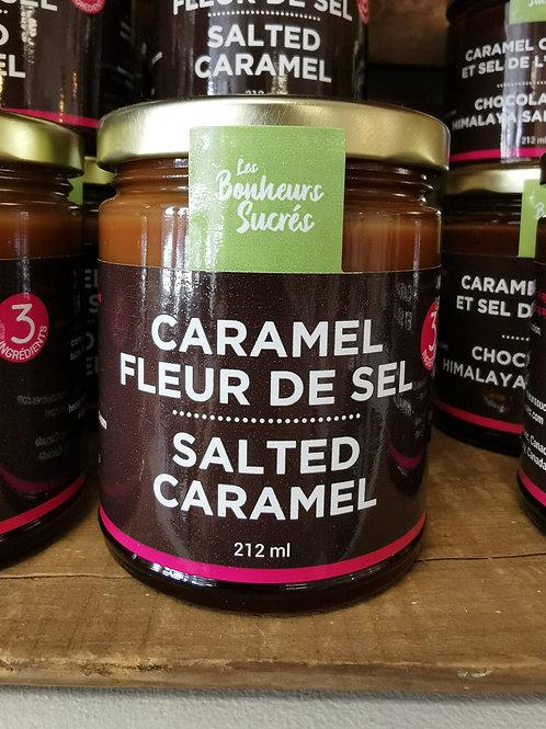 Caramel fleur de sel BONHEUR SUCRÉ