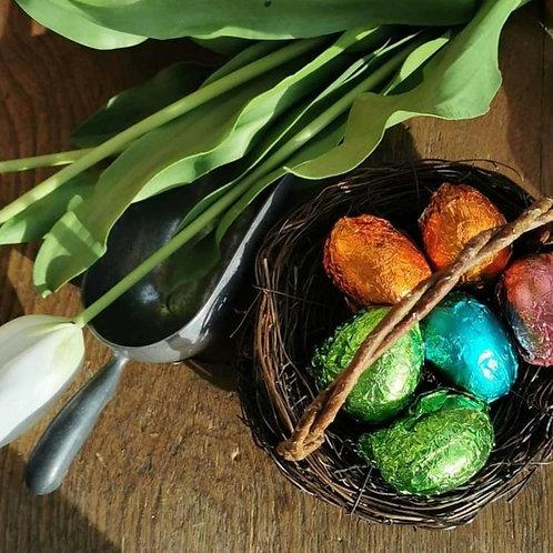 """Nid """"Coco en chocolat aux rochers surprises"""""""