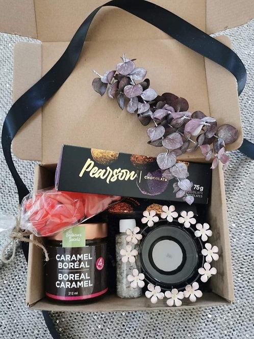 Boîte cadeaux «Floral»