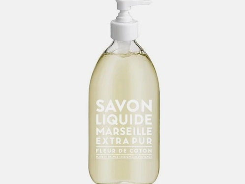 Savon liquide FLEUR DE COTON