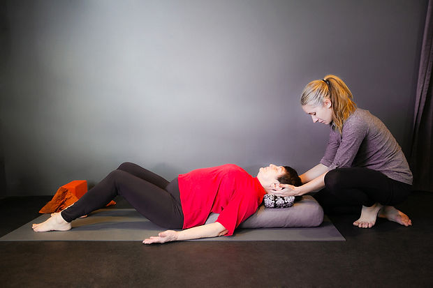 Yoga Therapy Jackson, WY