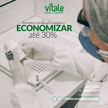 Farmácia de Manipulação Vitale | Vila Velha e Vitória