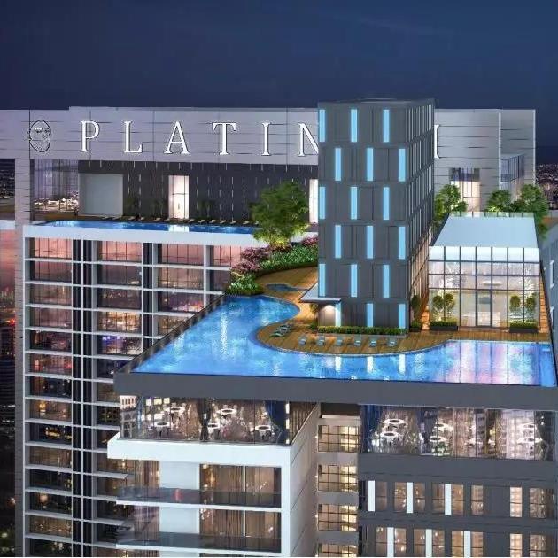 platinum- face- II- facade- view