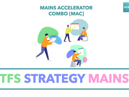 Mains Accelerator Combo [MAC]: TFS [Strategy] Mains