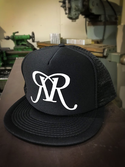 Rydman Ranch Trucker Logo