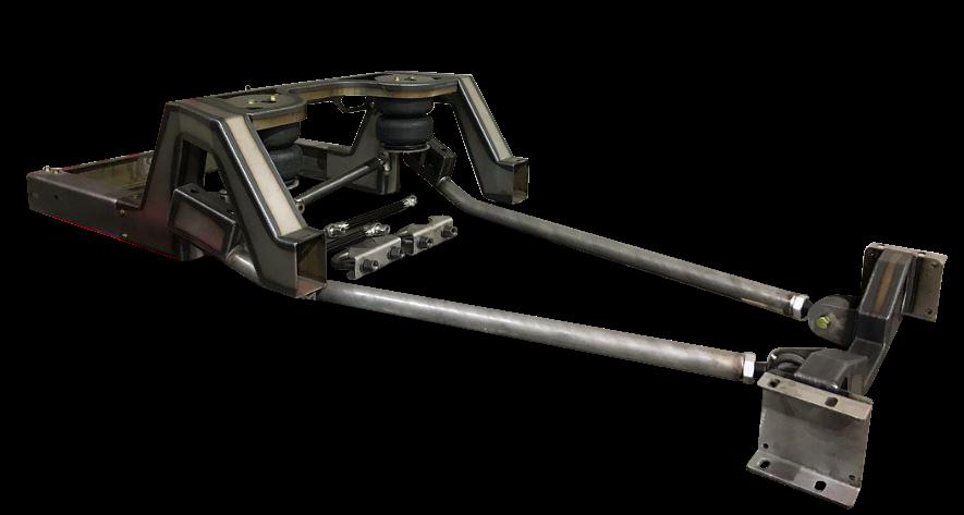 63 - 72 C10 Complete Rear Kit
