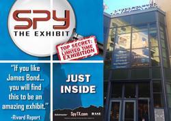 SPY: The Exhibit Blum Street