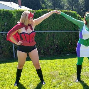 Scarlett Witch & SheRa
