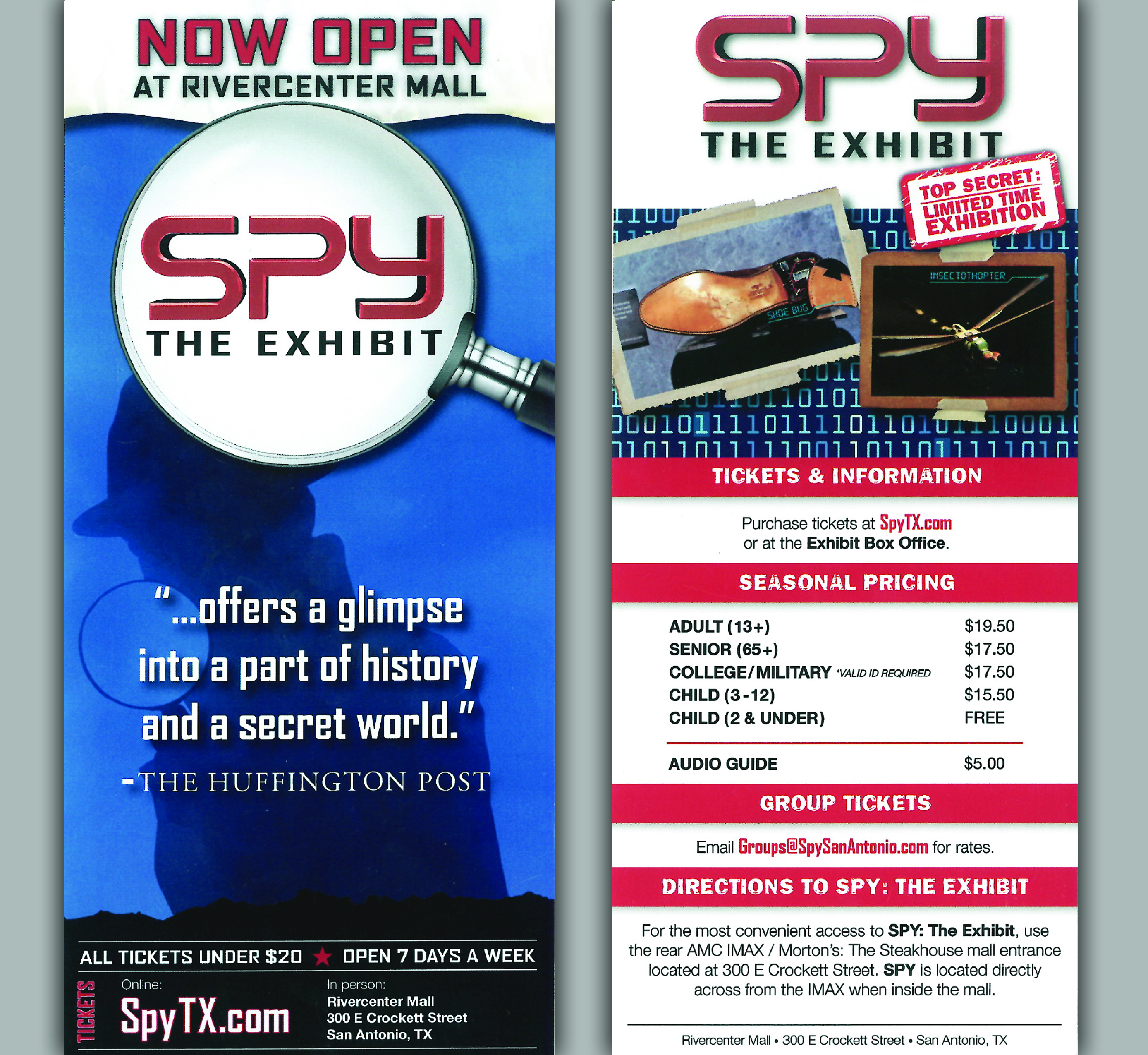 SPY: The Exhibit