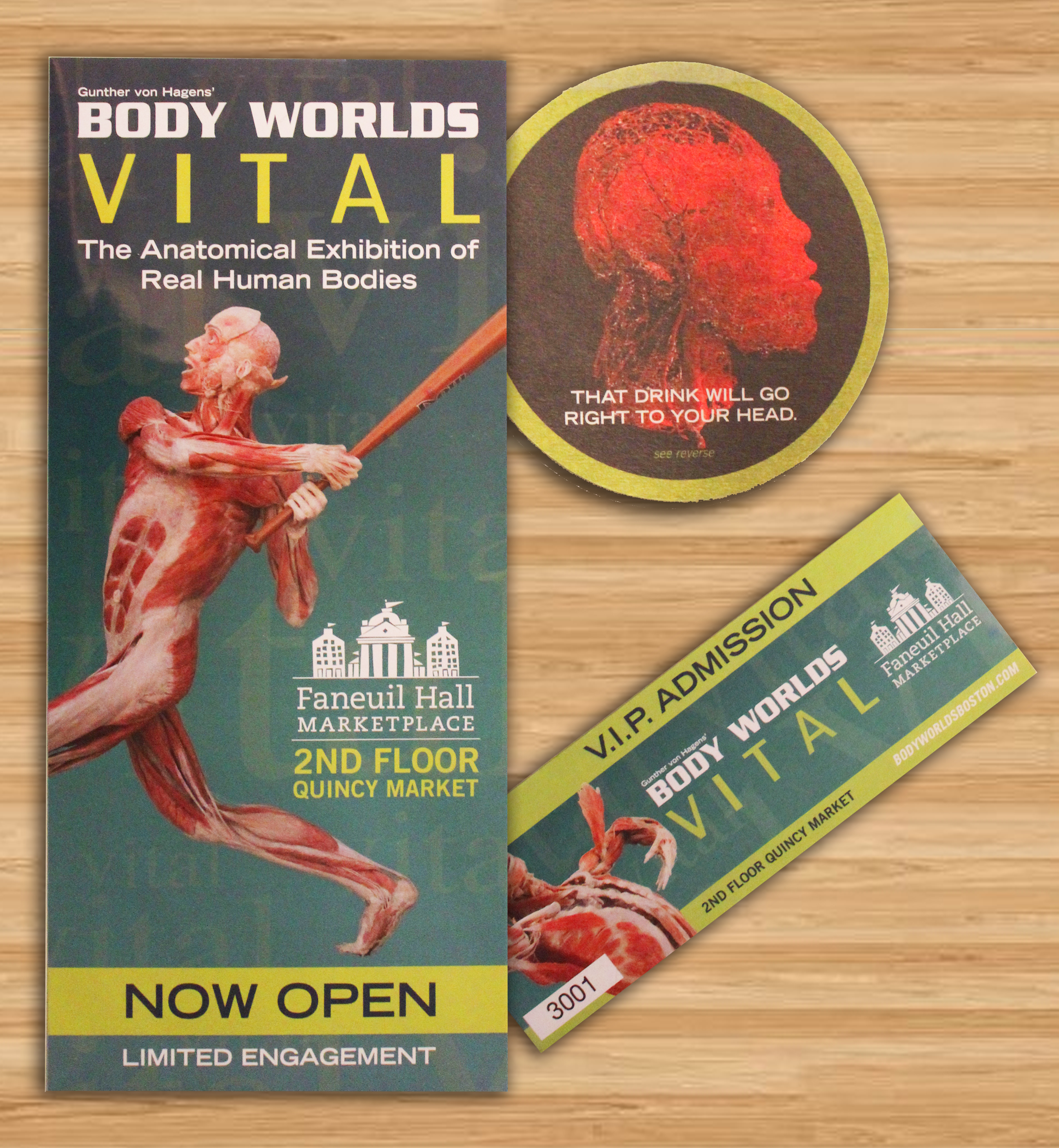 Body Worlds Vital Print