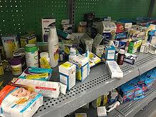 Disorganized Shelves UP Orlando, 2-27-20