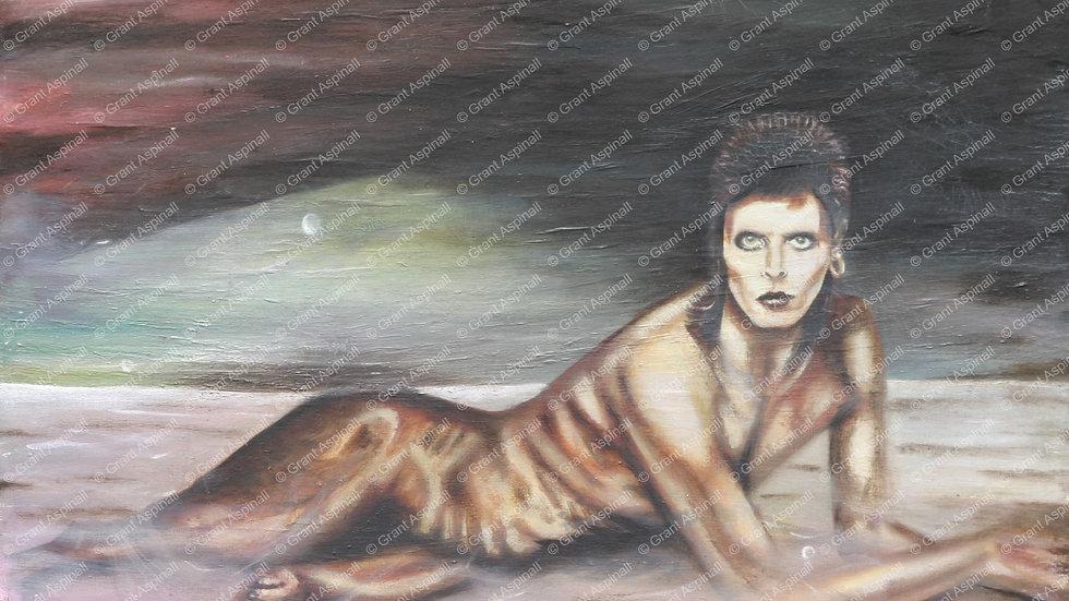 David Bowie (Diamond Dogs)