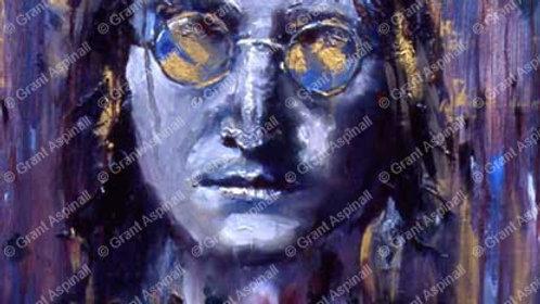 John Lennon (Painting No. 2)