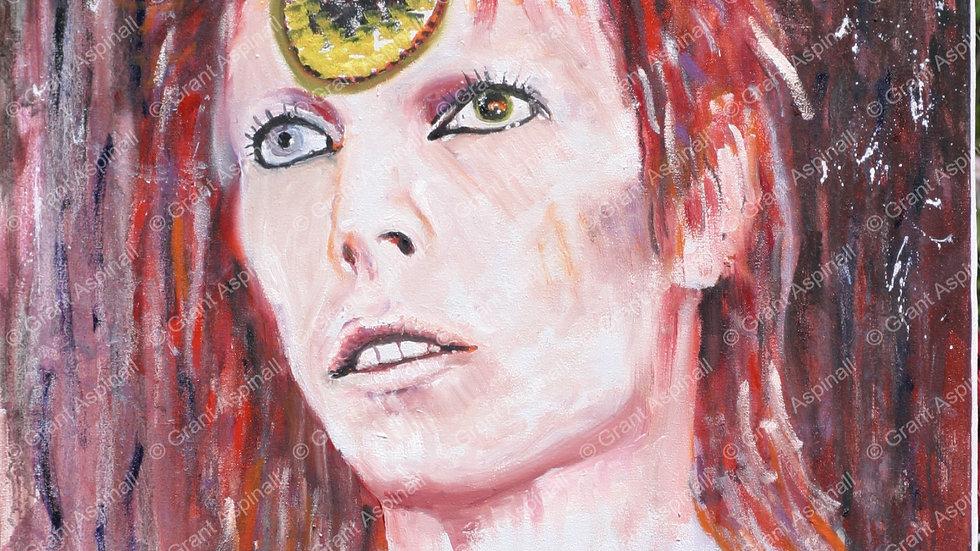 David Bowie (Stardust)