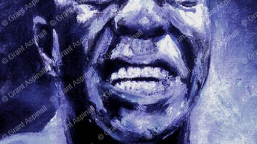 Louis Armstrong (2nd Portrait)
