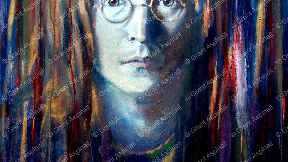 John Lennon (Portrait No. 3)