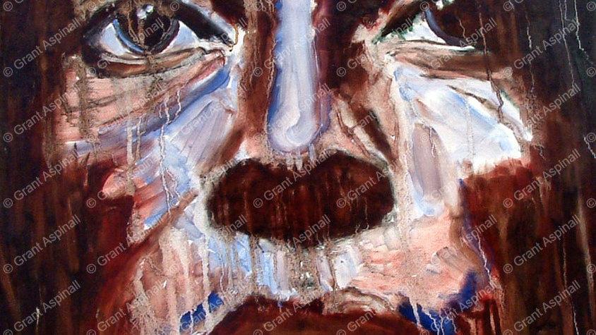 Miles Davis (Portrait No. 4)