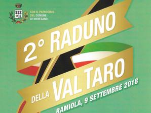 A Ramiola il 9 settembre il secondo Raduno della Val Taro