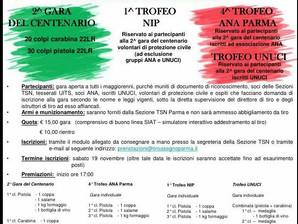 Tiro a Segno Nazionale a Parma