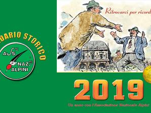 Calendario Storico 2019