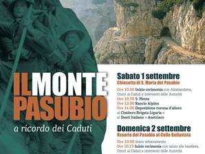A settembre Pellegrinaggio sul Monte Pasubio