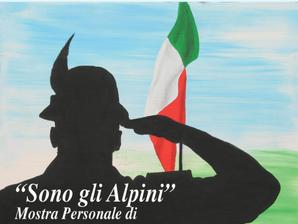 Mostra delle opere dell'amico Vittorio Ferrarini