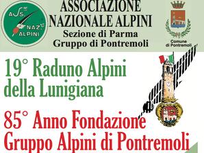 La Lunigiana chiama gli Alpini il 2 e 3 settembre