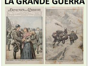 """A Neviano degli Arduini mostra del centenario de """"La Grande Guerra"""""""