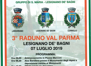 Raduno della Val Parma a Lesignano de Bagni
