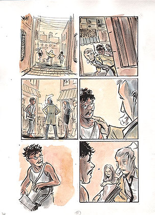 Mind MGMT #32 pg. 18