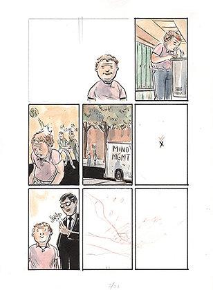 Mind MGMT #7 pg. 23