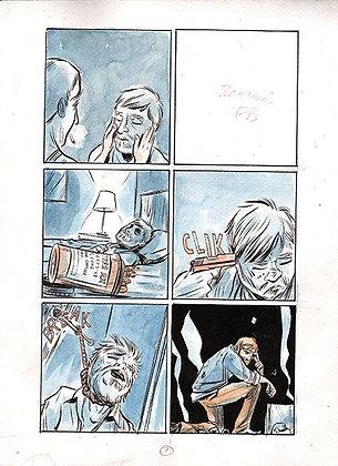 Mind MGMT #9 pg. 1