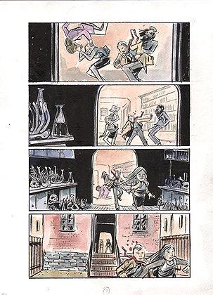 Mind MGMT #32 pg. 9