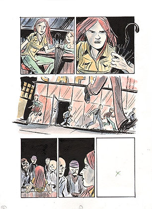 Mind MGMT #28 pg. 11