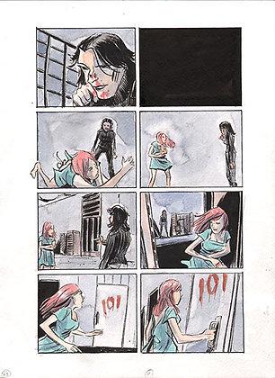 Mind MGMT #23 pg. 9