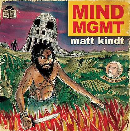 Mind MGMT Book and Record DIGITAL FILE