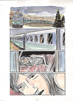 Mind MGMT #32 pg. 21