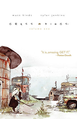 Grass Kings Vol. 1 Hardcover
