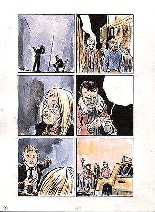 Mind MGMT #19 pg. 11