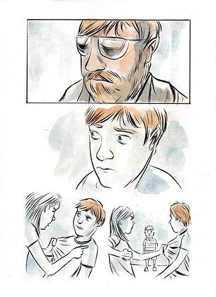 Mind MGMT #4 pg. 17
