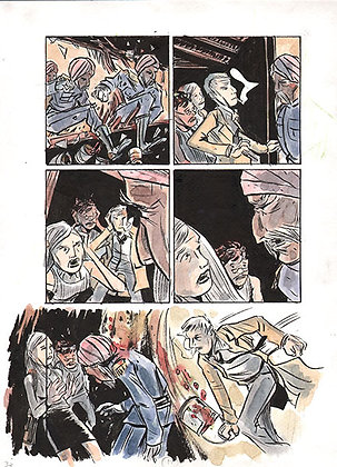 Mind MGMT #32 pg. 17