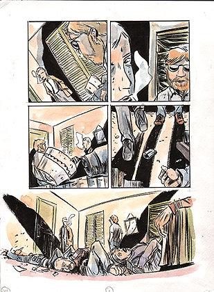 Mind MGMT #24 pg. 1
